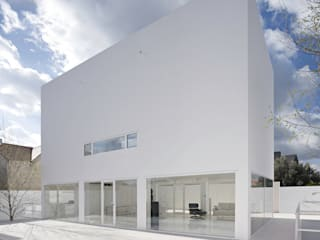 Houses by Alberto Campo Baeza