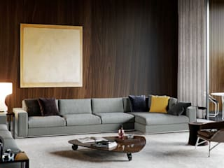Minotti space 모던스타일 거실 by Architectural Visualization 모던