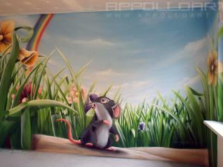 kids room Pure Leidenschaft Dormitorios infantiles de estilo ecléctico