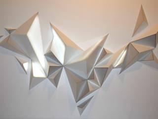 DIAMANT, Sculpture Lumineuse Interactive par Adrien Marcos Éclectique