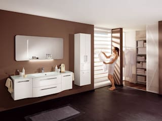 Contea Unit & Washbasin de Bathroom City Moderno
