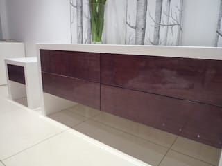 TV Stand: modern  by Hide and Stitch, Modern