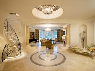 Entrance Hall: classic Houses by Christopher Cook Designs Limited