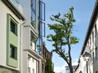 Marie-Theres Deutsch Architekten BDA Maisons modernes