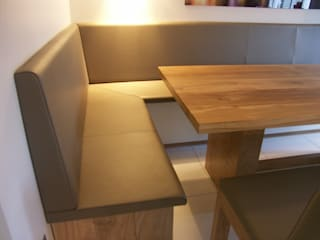 Fitted Kitchen Bench Seating: country  by Hide and Stitch, Country