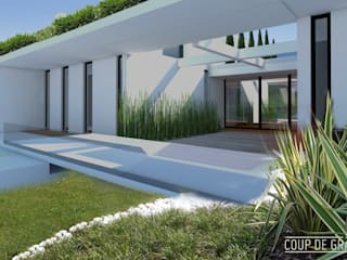 Residencia unifamiliar VILAMOURA de Coup de Grâce design & events Moderno
