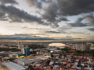 Manaus: modern  von gmp Architekten,Modern
