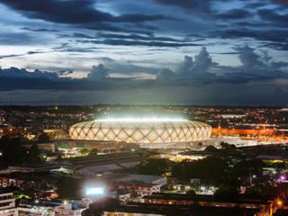 Manaus:   von gmp Architekten