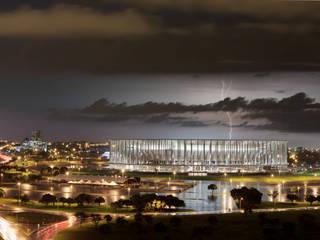Brasilia:   von gmp Architekten