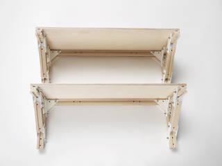 Shelf unit:   by Happenstance Workshop