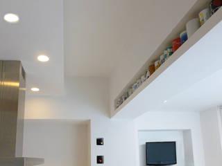 Minimalistische keukens van Laura Marini Architetto Minimalistisch