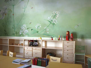 Kindergarten Schulen von Atelier Wandlungen GbR