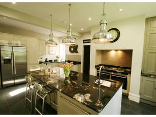 HOUSE REFURBISHMENT FYLDE COAST Industrial style kitchen by chris kearns interior design (ck-id) Industrial