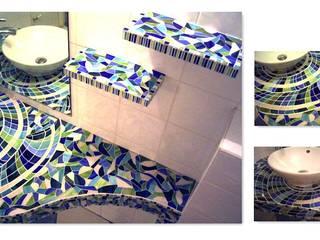 Plan de toilette:  de style  par L-Mosaïque