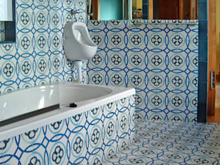 Encaustic Cement Tiles:  Walls & flooring by Original Features