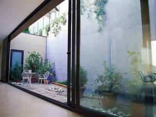 Jardins de inverno campestres por GAP Studio Campestre