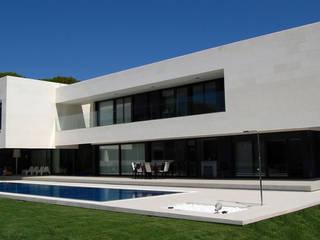 Vivienda unifamiliar García: Casas de estilo  de Marta González Arquitectos