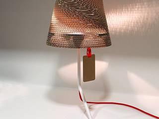 Iluminación de cartón:  de estilo  de Decocook