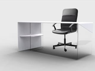 Giacomo Giustizieri - Industrial Designer 勉強部屋/オフィス机