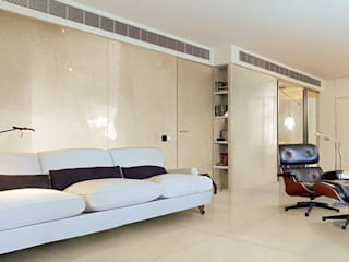 Maxfine Tiles Large Format Porcelain Floor & Wall Tiles Murs & Sols modernes par Tile Supply Solutions Ltd Moderne
