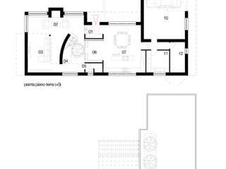 지중해스타일 주택 by m12 architettura design 지중해