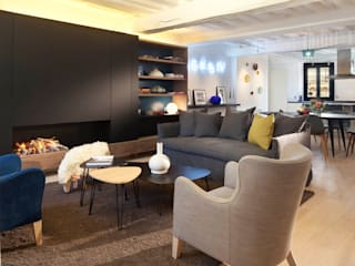 APPART'HOTEL PARIS: Hôtels de style  par agence Patrick LEGHIMA