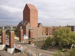Ortner & Ortner Baukunst Ziviltechnikergesellschaft mbH อาคารสำนักงาน