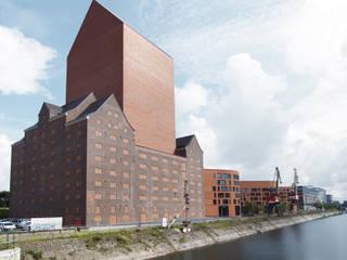 by Ortner & Ortner Baukunst Ziviltechnikergesellschaft mbH Industrial
