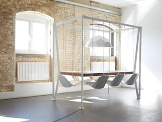 SWING TABLE de Duffy London Ecléctico