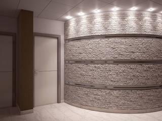 Corridoio : Ingresso & Corridoio in stile  di FRANCKSONN HOME srls, Eclettico