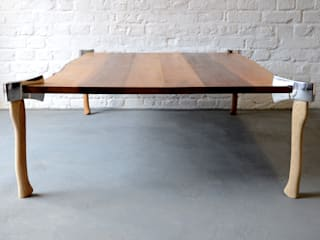 WOODSMAN AXE TABLE de Duffy London Ecléctico