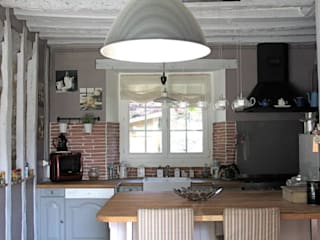 Kitchen by Sandra Dages, Rustic