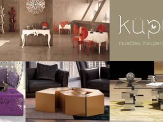 modern  door Küpu Muebles Inesperados, Modern