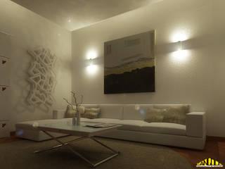 soggiorno: Soggiorno in stile  di FRANCKSONN HOME srls, Moderno