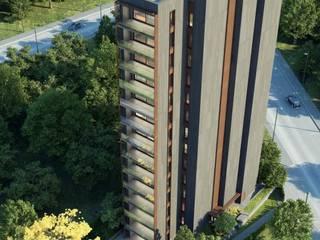 Batur Çatalçeşme Modern Evler MONO MİMARLIK İNŞAAT Modern