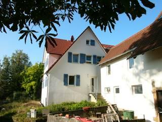 Sanierung Bauernhaus in Aichtal Klassische Häuser von Architekturbüro Gahn Klassisch