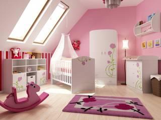 Möbelgeschäft MEBLIK Habitaciones para niños de estilo clásico