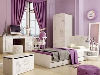 Детские комнаты в . Автор – Möbelgeschäft MEBLIK,
