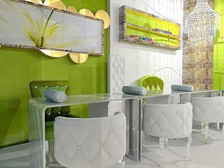 Commercial Spaces by ULA Interiors,