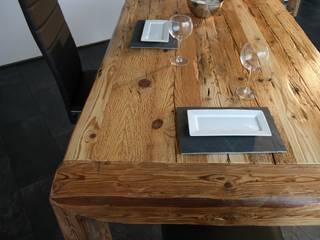 woodesign Christoph Weißer Sala da pranzoTavoli
