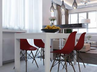 Modern kitchen by Частный дизайнер и декоратор Девятайкина Софья Modern