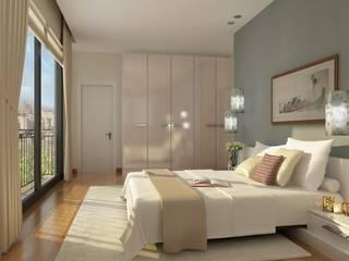Mono Suadiye Modern Yatak Odası MONO MİMARLIK İNŞAAT Modern