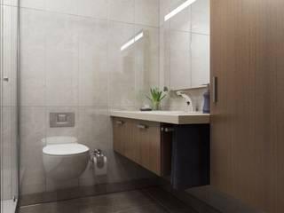 Mono Suadiye Modern Banyo MONO MİMARLIK İNŞAAT Modern
