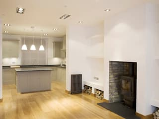 Pimlico Kitchen: modern Kitchen by Link Photographers