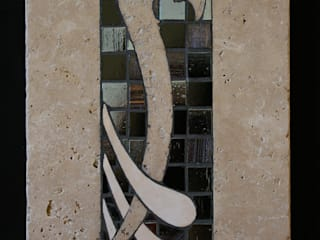modern  door CREDEMO (CREation DEcoration MOsaique, Modern