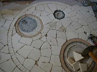 by CREDEMO (CREation DEcoration MOsaique