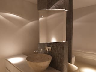 Studio di Segni Modern bathroom