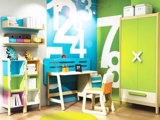 Kinderzimmer Simple Collection - kindermoebel.cc ❤: moderne Kinderzimmer von Piratenkiste Konstanz