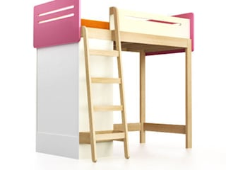 Piratenkiste Konstanz - Baby Concept Store Nursery/kid's roomBeds & cribs Solid Wood Pink