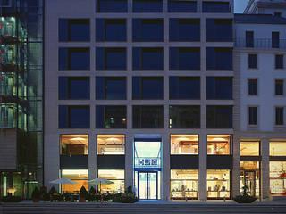 Schmuckwelten - Pforzheim:  Einkaufscenter von L-Plan Lichtplanung